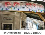 new orleans la usa  03 19 2014  ... | Shutterstock . vector #1023218800