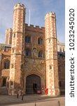St John's College Great Gate ...
