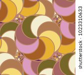 abstract color seamless pattern ... | Shutterstock .eps vector #1023310633