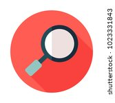 search magnifier icon....