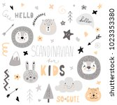 Pattern Scandinavian Kids...