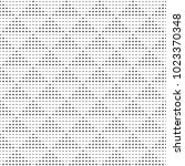seamless pattern of dots and... | Shutterstock .eps vector #1023370348