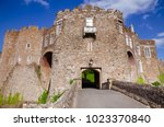 Medieval Dover Castle Gateway ...
