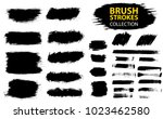 vector large set different... | Shutterstock .eps vector #1023462580
