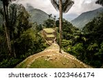 Lost city  santa marta colombia