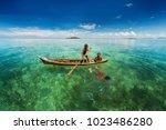 mabul island  sabah malaysia  ... | Shutterstock . vector #1023486280