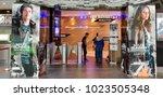 kuala lumpur  malaysia  ... | Shutterstock . vector #1023505348
