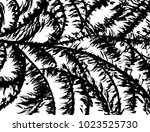brush stroke pattern.... | Shutterstock .eps vector #1023525730