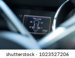 vehicle tire indicator ... | Shutterstock . vector #1023527206