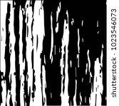 black and white grunge vector... | Shutterstock .eps vector #1023546073