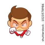 clipart picture of a flying... | Shutterstock .eps vector #1023578986
