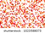 dark blue vector abstract...   Shutterstock .eps vector #1023588073