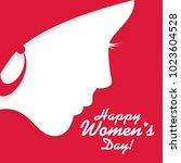 greeting card for international ... | Shutterstock .eps vector #1023604528