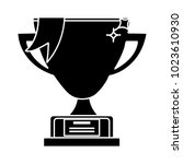 cup prize flat icon | Shutterstock .eps vector #1023610930