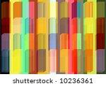 korean abstract lantern pattern | Shutterstock . vector #10236361