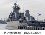 russia  vladivostok  02 10 2018....   Shutterstock . vector #1023663004