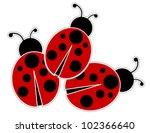 Ladybugs   Ladybugs Outlined...