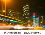 tel aviv  israel   december ... | Shutterstock . vector #1023698950