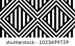 seamless pattern with black... | Shutterstock .eps vector #1023699739