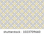 colorful striped horizontal...   Shutterstock . vector #1023709660