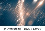 abstract background with blue... | Shutterstock . vector #1023712993