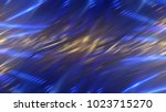 abstract blue background with... | Shutterstock . vector #1023715270