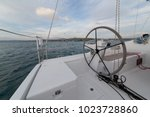 Wheel Sailboat
