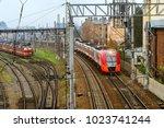 saint petersburg  russia  ... | Shutterstock . vector #1023741244