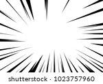 sharp edge vintage comic style... | Shutterstock .eps vector #1023757960