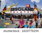 legoland  johor bahru  malaysia ... | Shutterstock . vector #1023770254