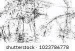 distressed black and white... | Shutterstock .eps vector #1023786778