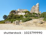 Asklipiou Castle Ruins On...