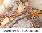prefabricated raw semiprecious...   Shutterstock . vector #1023803638