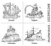 vector illustration of outline...   Shutterstock .eps vector #1023901348