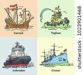 vector illustration of sketch...   Shutterstock .eps vector #1023901468