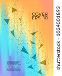vector report template. global... | Shutterstock .eps vector #1024001893