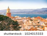 view of the city of saint... | Shutterstock . vector #1024015333