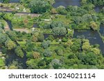 aerial view of the... | Shutterstock . vector #1024021114