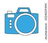 vintage photographic camera   Shutterstock .eps vector #1024029394