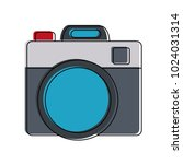 vintage photographic camera   Shutterstock .eps vector #1024031314