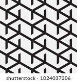 vector seamless pattern.... | Shutterstock .eps vector #1024037206