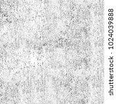 texture of dust  spots  lines ... | Shutterstock . vector #1024039888