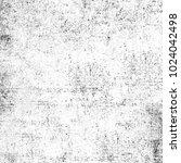 grunge black and white.... | Shutterstock . vector #1024042498
