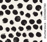 vector seamless pattern.... | Shutterstock .eps vector #1024060780