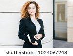 young beautiful woman wearing... | Shutterstock . vector #1024067248