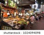 kuala lumpur  malaysia  ...   Shutterstock . vector #1024094098