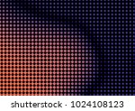 abstract bright backdrop with... | Shutterstock . vector #1024108123
