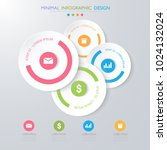 business  infographic  template ... | Shutterstock .eps vector #1024132024
