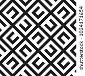 vector seamless pattern. modern ...   Shutterstock .eps vector #1024171654