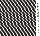 zigzag lines surface. jagged... | Shutterstock .eps vector #1024192993